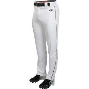 Rawlings Youth Launch Piped Semi-Relaxed Baseball Pant