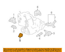 GM OEM-Transmission Trans Mount 22712836