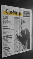 Revista Semanal Cinema Semana de La 19A 25 Noviembre 1986 N º 377 Buen Estado
