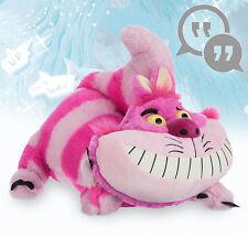 "Disney CHESHIRE CAT Animators' Collection 11"" Interactive TALKING Soft Plush"
