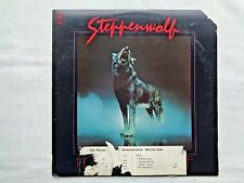 Steppenwolf Hour Of The Wolf 1975 Epic PE-33583 1st 1F/1F Promo Press w/Inner EX
