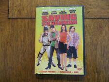 Saving Silverman - Jason Biggs, Steve Zahn, Jack Black 2001 Columbia Dvd Good!