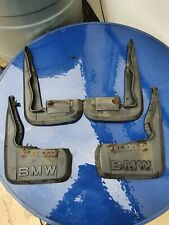 BMW E36 Genuine Front and Rear Mud Flaps - Rare