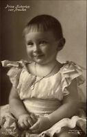 Adel Monarchie ca. 1910 Prinz Hubertus von Preussen Sohn des Kronprinzenpaares