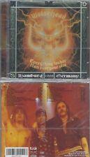 CD--MOTÖRHEAD--EVERYTHING LOUDER THAN EVERYONE ELSE  DOPPEL-CD-HAMBURG 1998