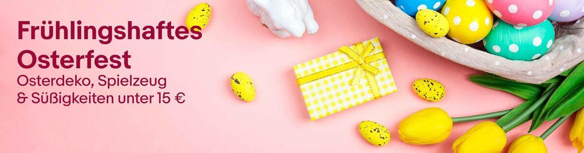 Frühlingshaftes Osterfest