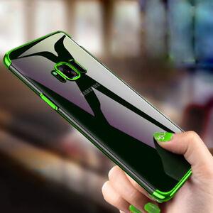360° Full Cover Case Für Samsung Galaxy S8 S9 S10 S20 Plus 3D FOLIE Hülle Tasche