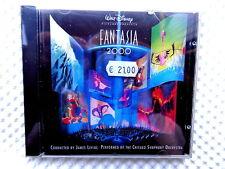 FANTASIA 2000 DISNEY -  CHICAGO SYMPHONY ORCHESTRA - J. LEVINE  -  CD 1999 NUOVO