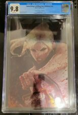 Something Is Killing The Children #16 CGC 9.8 Jeehyung Lee Foil Variant Origin!