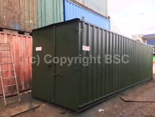 Refurbished 30ft shipping containers in Birmingham