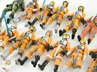 STAR WARS MODERN REBEL PILOT FIGURES SELECTION - MANY TO CHOOSE FROM !!