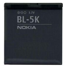 Nokia Batteria originale BL-5K per C7 N85 N86 701 X7 pila di ricambio in Bulk