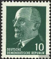 DDR 846X x I1, Type I1 Erstauflage postfrisch 1961 Staatsratsvorsitzender Ulbric