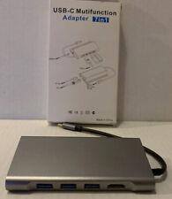 USB-C Multifunctional Adapter, 7-in-1