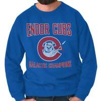 Endor Cubs Funny Baseball Chicago Cubs Galactic Champions Sweatshirt