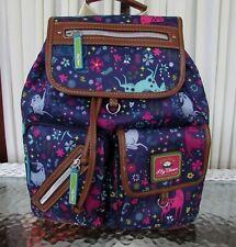 Lily Bloom Backpack Riley Uni Corny Unicorns ECO Bag Karma Bloom NWT