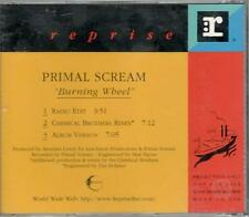 Primal Scream, Burning Wheel; 3 track PR-CD Single