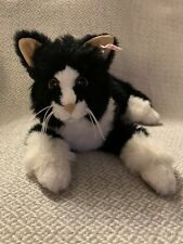 Steiff Koko cat limited edition Collectable Masterpiece Black White
