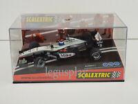 "Slot Car SCX Scalextric 6088 McLaren Mercedes MP4-16 F-1 ""Mika"""