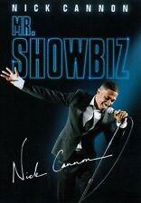 NEW Nick Cannon: Mr. Showbiz (DVD)