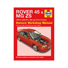 Rover 45 MGZS 1.4 1.6 1.8 essence 2.0 TD 99-05 (v à 55 reg) Manuel Haynes