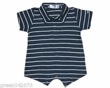 Oshkosh B'gosh Stripes Romper w/ Collar (RWC-08) Infant/Baby Boy Clothes, 24 mos