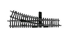 Märklin H0 K-voies - 2266 aiguillage droit Profilé Plein