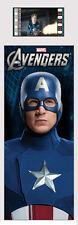 Film Cell Genuine 35mm Laminated Bookmark The Avengers Captain America USBM631