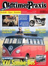 OP0204 + KAWASAKI Z 1300 + JUNAK polnischer Viertakter + Oldtimer Praxis 4/2002