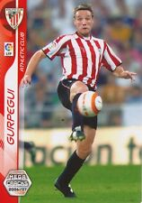 N°012 GURPEGUI # ATHLETIC BILBAO CARD PANINI MEGACRACKS LIGA 2007