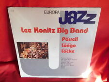 LEE KONITZ BIG BAND I Giganti del JAZZ LP 1980 ITALY MINT-