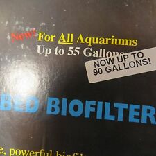 """Quiksand quicksand Fluidized Bed bioFilter 12""""  New in box 90 gallons"""
