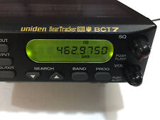 Uniden Bear Tracker 800 BCT7 Police - Fire - EMS - Military - HAM Scanner