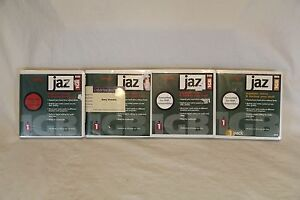 Iomega 1GB Jaz Disk lot of 4 - Some bad sectors, but formatted on an IBM PC Fine