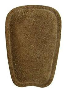 Pedag Supra 139 tongue pads, suede memory foam, relieve pain from ganglion cysts