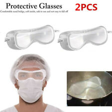 Medical Safety Goggles Fully Enclosed Protective Eyepiece Anti-fog Anti-splash K