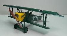 Fokker DVII 1918 bi-plane scale model 1:30 King & Country Green
