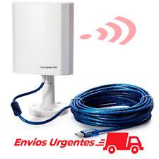 🔥 Adaptador WiFi USB exterior con antena Wi-Fi de largo alcance Leguang N100 5m