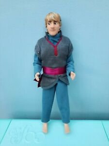 Disney Store Frozen 1 1st Edition Kristoff Pose-able doll Rare