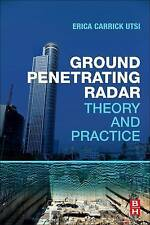 Ground Penetrating Radar: Theory and Practice by Utsi, Erica Carrick, NEW Book,