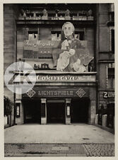 CASANOVA Ivan MOSJOUKINE UFA KINO Berlin CINEMA Bilinsky Architecture Photo 1927