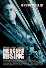 Mercury Rising Movie Poster 18'' X 28''