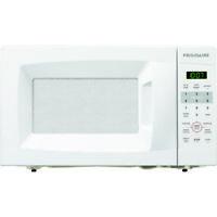 Frigidaire 0.7 Cu. Ft. 700-watt Countertop Microwave w/ 10 Power Levels, White
