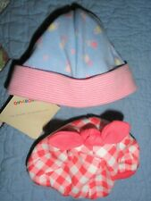 New Price: NWT  TWO vintage Gymboree hats--Ltl Sailor, Fuzzy Friends Sz NB/Inf