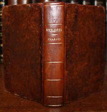 1709 Emblems [Divine and Moral] FRANCIS QUARLES Illustrated Hyeroglyphikes Rare