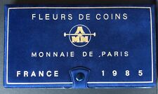 FRANCE - Superbe  Coffret FDC 1985