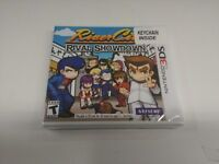 River City Rival Showdown with Limited Edition Riki Key Chain Nintendo 3DS New
