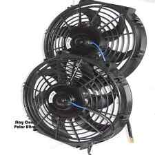 "Toyota 4 Runner Radiator Fans,Set of Two 10"" Electric Radiator Cooling Fans wit"