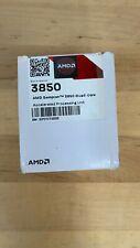 AMD Sempron 3850 Quad-core (4 Core) 1.30 GHz Processor 28 nm Socket FS1 Radeon