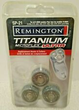 REMINGTON TITANIUM MICROFLEX ULTRA REPLACEMENT HEADS AND CUTTERS SP-21
